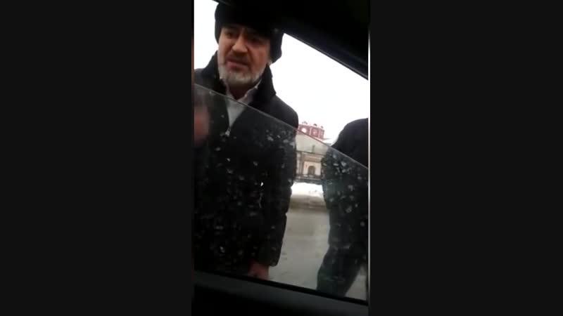 Инспектор МАДИ Отжимает машину! Москва 2019!