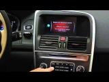 Видеоинтерфейс с навигацией MyDean 9115 для Volvo XC60 2014