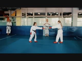 11 ноября. Тренировочный турнир по каратэ WKF в фитнес клубе PIONER