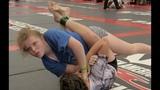 #309 Girls Grappling NAGA Women Wrestling Female Brazilian Jiu-Jitsu