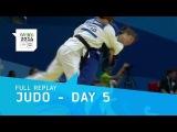 Judo - Mixed Team Preliminaries   Full Replay   Nanjing 2014 Youth Olympic Games