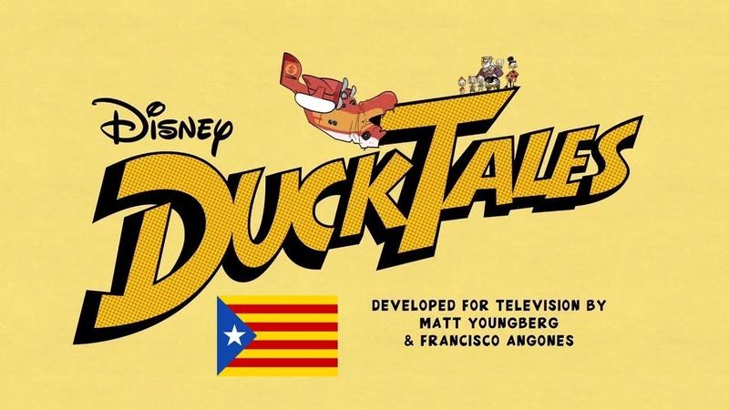 DuckTales 2017 Intro Catalan HD