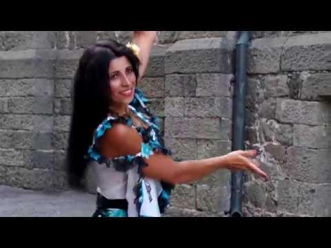 Конкурс Лучший танец лета Участница №3 Архинчеева Земфира Цыганская венгерка