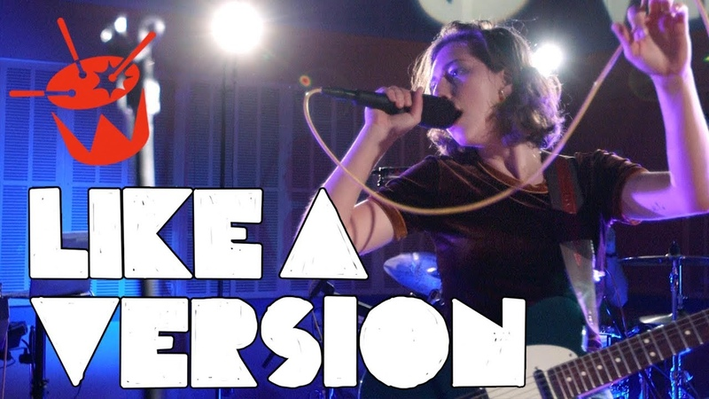 King Princess covers The White Stripes Fell In Love With A Girl for Like A Version