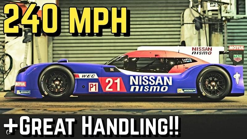 GT SPORT - 240 MPH Nissan GT-R NISMO Circuit Setup!!