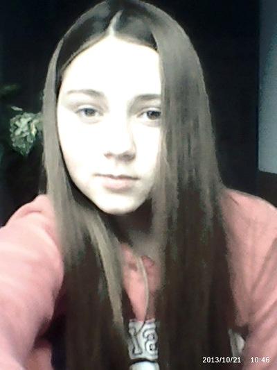 Юлия Шарич, 16 апреля , Лида, id169541405