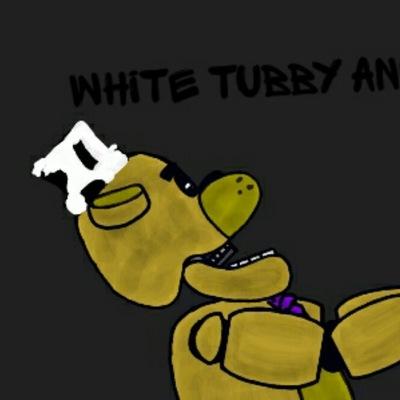 White Tubby Anumation Fnaf Dc E Slendytubbies Dc Vkontakte