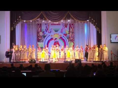 Образцово-показательный хор народной песни «Красуня» г.Тимашевск