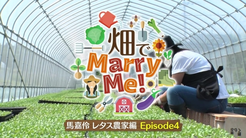 Hatake de Marry Me! (AKB48) ep12 – Ma Chia-Ling (от 24-го июня 2018 года)