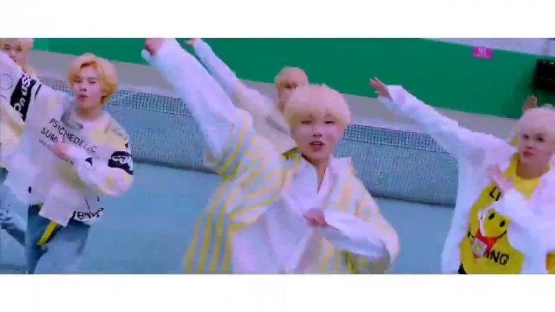 Newkidd 2nd Preview Album - [Boy Boy Boy] - Shooting Star MV Teaser2