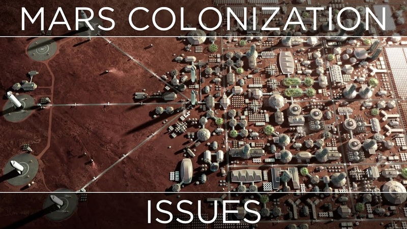 Mars Colonization Issues