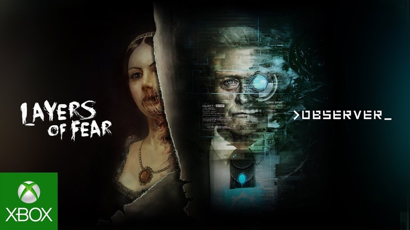 Layers of Fear observer_ Bundle Trailer