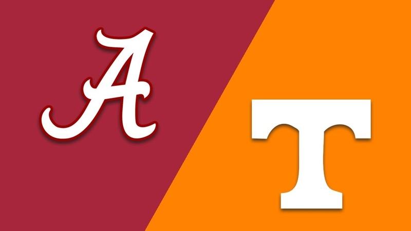 Week 8 2018 1 Alabama vs Tennessee Full Game Highlights