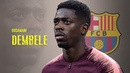 Ousmane Dembele 2019 ● The Magician is Back Super Skills Goals Speed ᴴᴰ Amazing Reborn Player