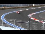 Гран-при России суббота гонка 1 GP3