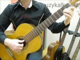 Учимся играть перебор «восьмерка» и бой «шестерка» ч.2 (видео уроки) [uroki-online.com]