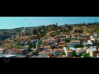 SAKHE ft. BITHARD POETRY'N MOTION - OUR TBILISI CITY (ჩვენო თბილის ქალაქო)-drm