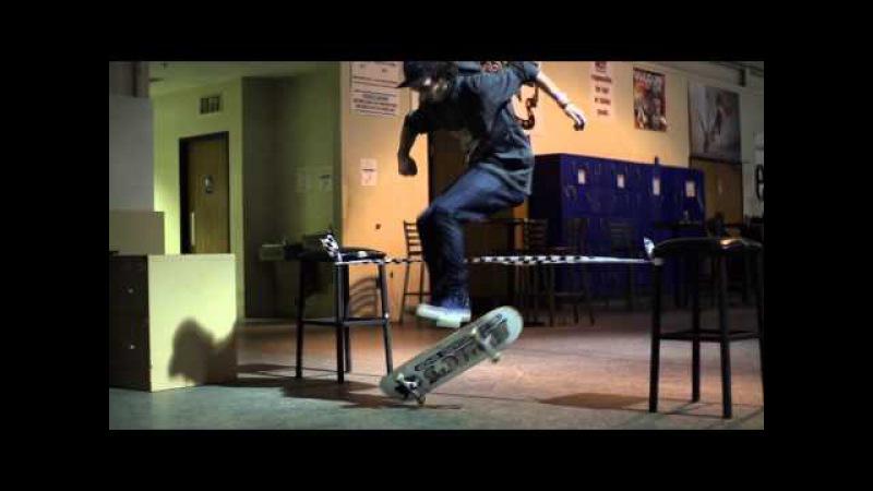 18 hippie flip variations by Joe Vizzaccero