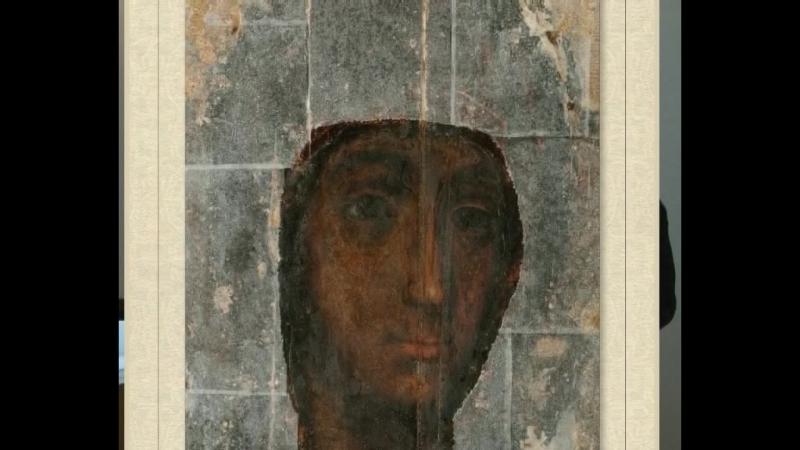 Подмена иконы Одигитрии при реставрации.Правда или ложь