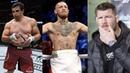 Звезда бокса бросил вызов Конору МакГрегору Майкла Биспинга чуть не ограбили в Африке