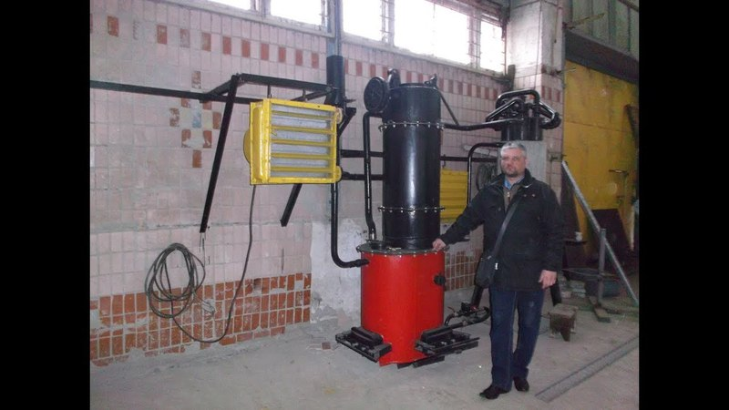 Энергия под ногами или КОВЧЕГ-2. Energy underfoot or Ark-2