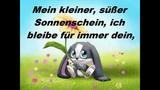 Schnuffel - Du bist mein Sonnenschein lyrics + English Translation + Download