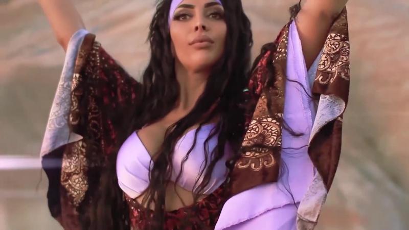 Elişko Darbuka Oriental Dancer Leyla - Folk Saidi