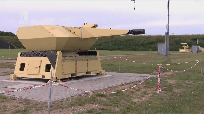 MANTIS Das Flugabwehrwaffensystem der Bundeswehr
