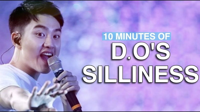 10 MINUTES OF EXO D.O'S SILLINESS