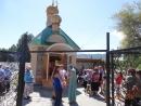 Хайдарканский храм Тихвинской иконы Божией Матери на Памире