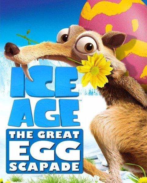 Лeдниковый Пeриод: Погoня за яйцaми (2016)