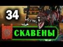 Скавены прохождение Total War Warhammer 2 за Квика 34