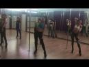 EXODIVS S S Exotic pole CHOREO Тренировочный процесс