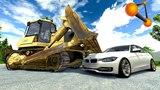 ЛЁХА МСТИТ ЗА BMW! ТОТАЛЬНОЕ УНИЧТОЖЕНИЕ | BeamNG.drive