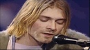 Nirvana Dumb Live in MTV Unplugged in New York