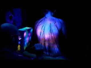UV Body Painting