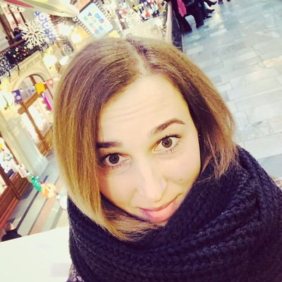 Анастасия Блудова