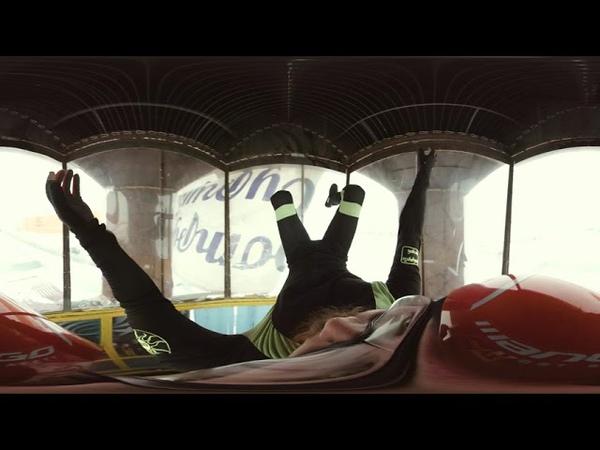 FLIGHT IN THE AERO PIPE   ПОЛЕТ В АЭРОТРУБЕ   360° AEROTRUBASURGUT