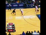 Some of the best Allen Iverson crossover