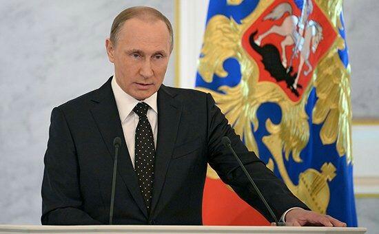 Сегодня важный день. Послание Президента Федеральному Собранию - наш стратегический ориентир и руководство к действию на ближайший год #Путин #Президент #Послание