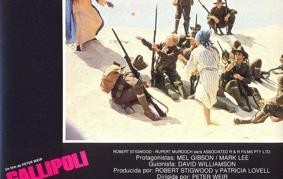 Видео к фильму «Галлиполи» (1981): Трейлер