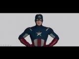 Капитан Америка о терпении. Сцена после титров. Человек-паук. Возвращение домой..mp4