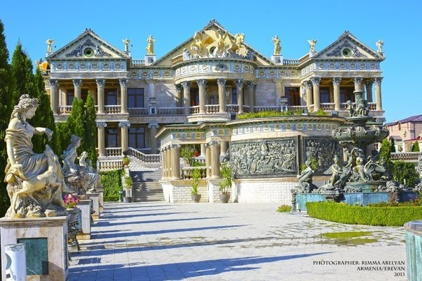гагик царукян дом фото