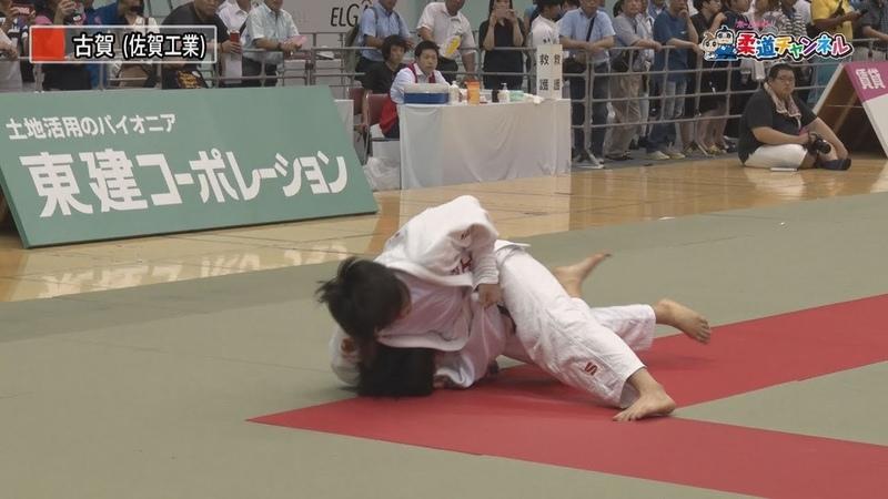 Хайлайты японского турнира среди высших школ - Женщины