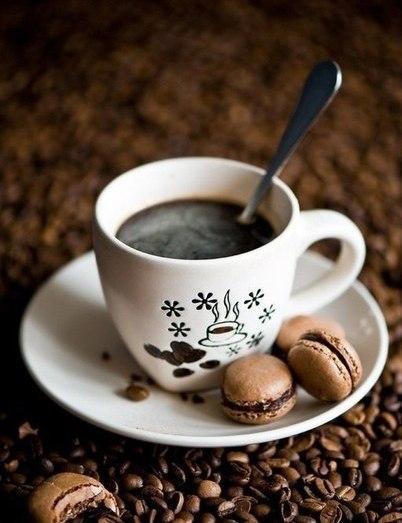 Доброе утро, друзья! Побольше вам кофе и чего-нибудь вкусненького =)