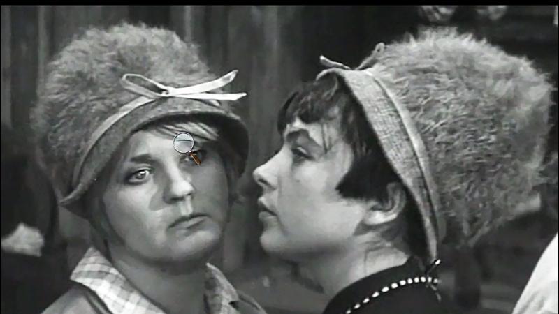 Всё потому Встречи на рассвете поют Зоя Харабадзе И Инна Мясникова 1968 П Аедоницкий И Шаферан