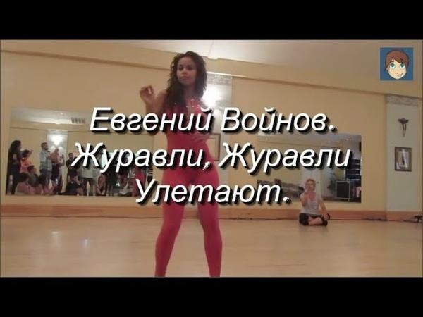 Евгений Войнов - Журавли, Журавли Улетают...