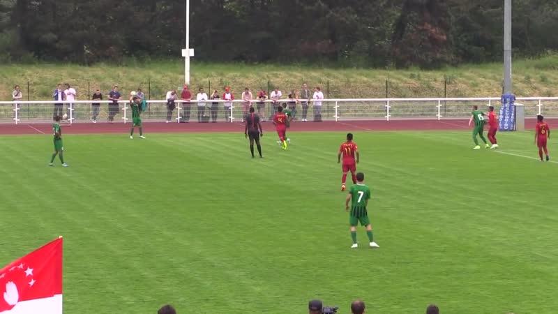 CONIFA World Football Cup 2018 - Abkhazia v Tibet 1st Half