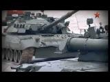 RUSSIAN MILITARY EQUIPMENT. TANK SHOW