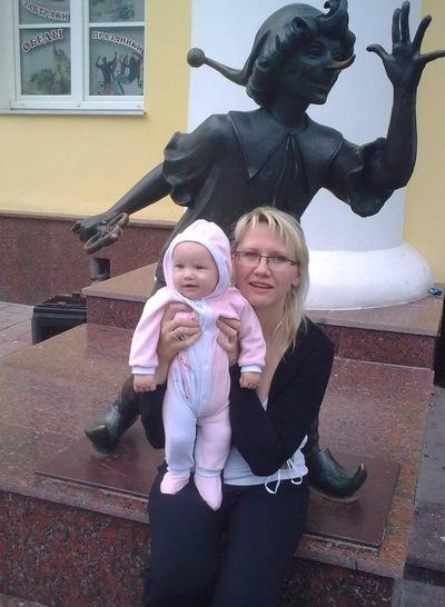 Надежда Курлович, 9 октября , Гомель, id205296644